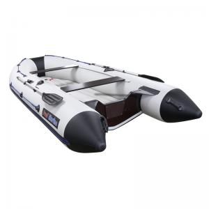Надувная ПВХ лодка РМ 390 Air