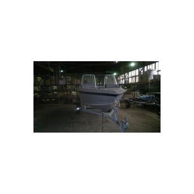 Катер UMS 470 + Мотор Suzuki DF70 ATL