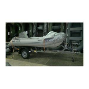 Лодка Бриг Falcon 360 + Мотор Тохатсу М-30Н S + Прицеп ООО «Трейлер» модель 829440