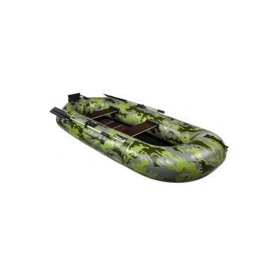 Надувная лодка Пеликан 280М камуфляж