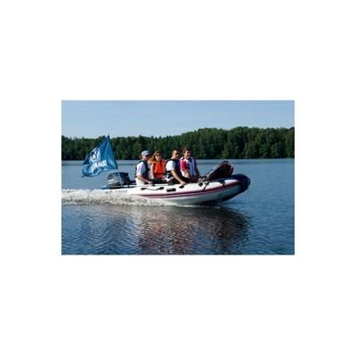 Надувная лодка YAMARAN S420MAX