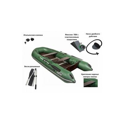Надувная лодка Пеликан 295Т