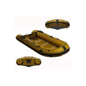 Надувная лодка Badger Duck Line 430 WP