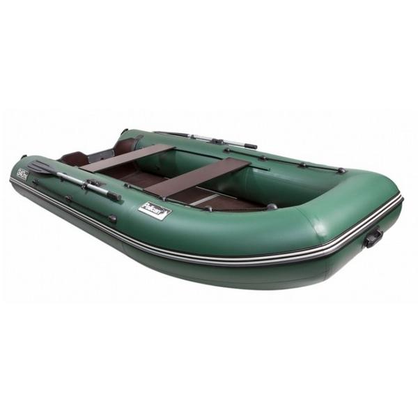 Надувная лодка Пеликан 340ТК