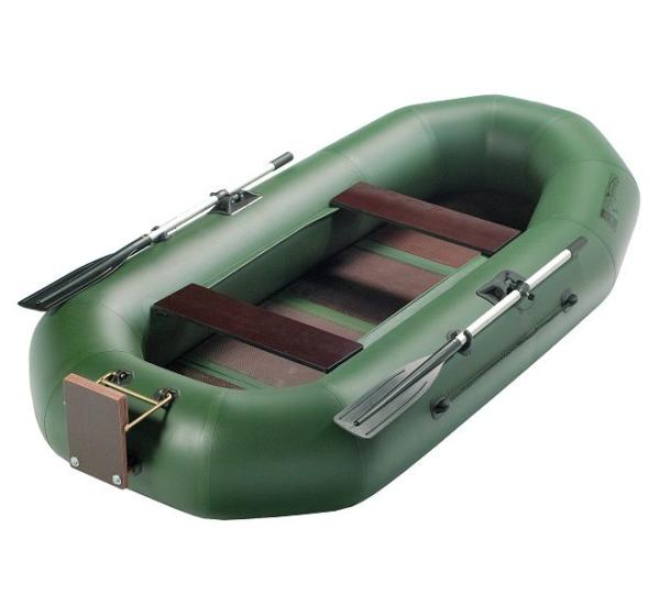 Надувная эконом лодка 260НДТР