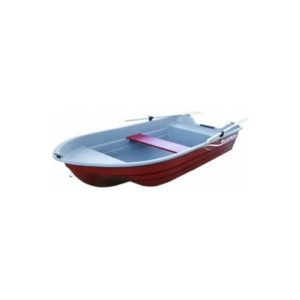 Стеклопластиковая лодка SCANDIC Eving 270 «картоп»