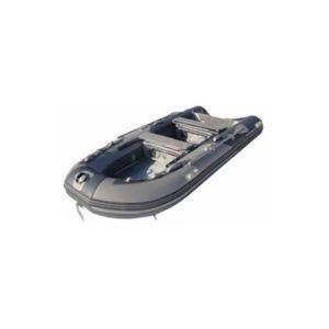 Надувная моторная лодка Scandic Fishlight iD-370