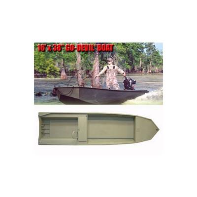 """Лодка Duck Hunting 16'x38"""""""
