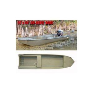 """Лодка Duck Hunting 16'x44"""""""