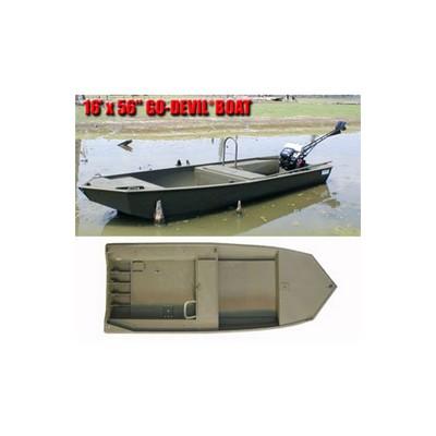 """Лодка Duck Hunting 16'x56"""""""