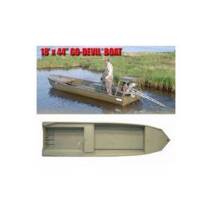 """Лодка Duck Hunting 18'x44"""""""