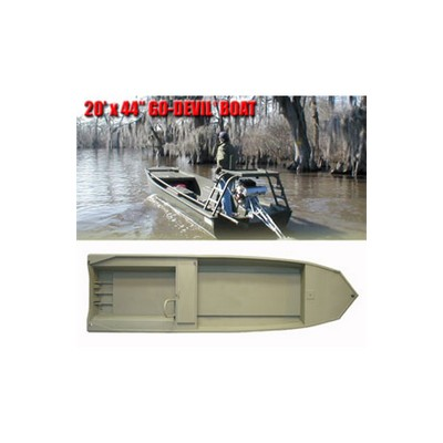 """Лодка Duck Hunting 20'x44"""""""