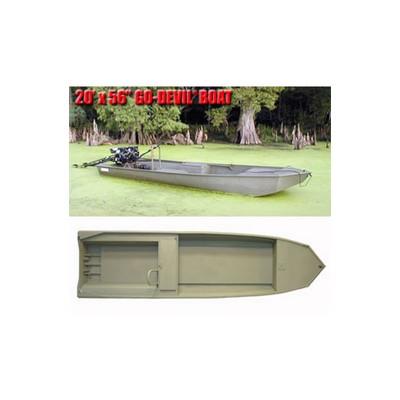 """Лодка Duck Hunting 20'x56"""""""