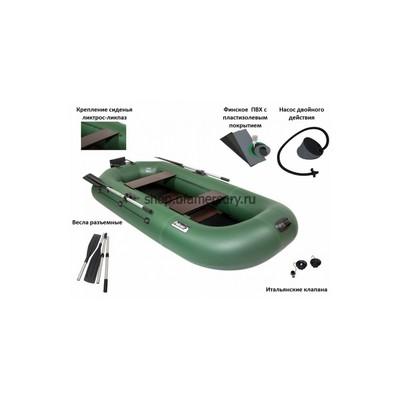 Надувная лодка Пеликан 299ТК