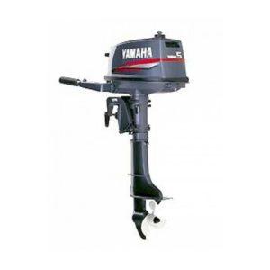 Подвесной лодочный мотор YAMAHA 5CMHS