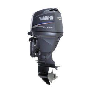 Подвесной лодочный мотор YAMAHA F100DETL