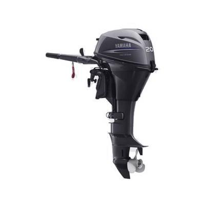Подвесной лодочный мотор YAMAHA F20ВЕS