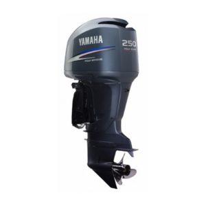 Подвесной лодочный мотор YAMAHA F250DETX