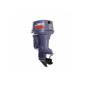 Подвесной лодочный мотор YAMAHA E115AETL