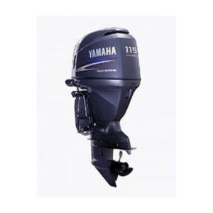 Подвесной лодочный мотор YAMAHA F115AETL