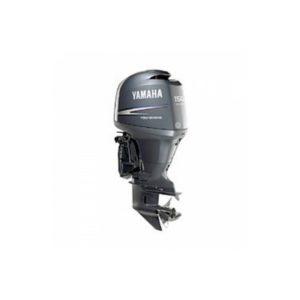 Подвесной лодочный мотор YAMAHA F150AETL