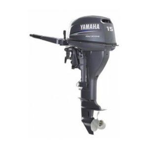 Подвесной лодочный мотор YAMAHA F15СЕHS